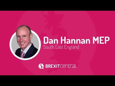 Dan Hannan MEP on BBC 5 Live