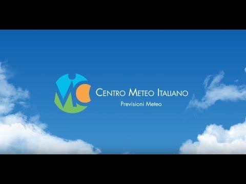 Diretta di Centro Meteo Italiano