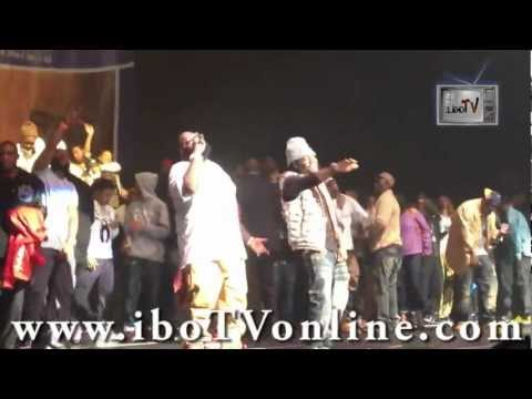 Rick Ross - Holy Ghost LIVE Hammerstein Ballroom NYC 3/13/12 @ibo_TV