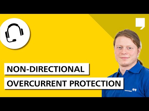Non-Directional Overcurrent Protection
