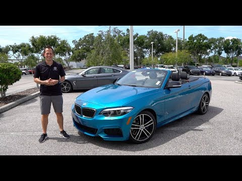 Is the 2020 BMW M240i a good substitute for a convertible M2?