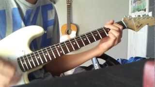 Simple plan - Summer Paradise (Guitar Cover)