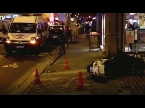 Paris police foil Cartier jewelry heist