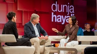 """""""Sie sind eine Lügnerin!"""" - Prof. Dr. Meuthen (AfD) und Göring-Eckardt (Grüne) bei Dunja Hayali"""