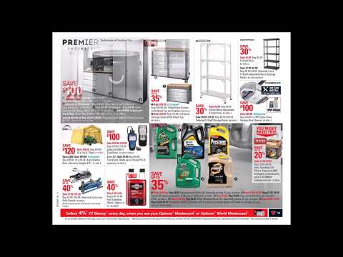 Canadian Tire Weekly Flyer February 9 To 15, 2018