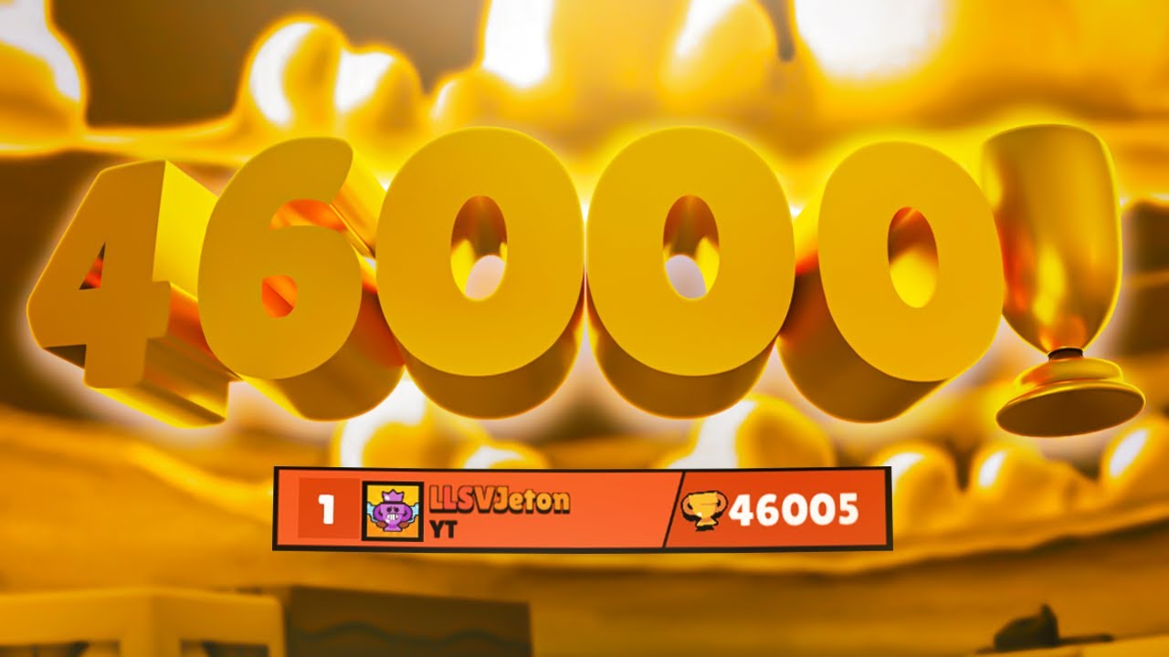 First ever 46000 by Jeton