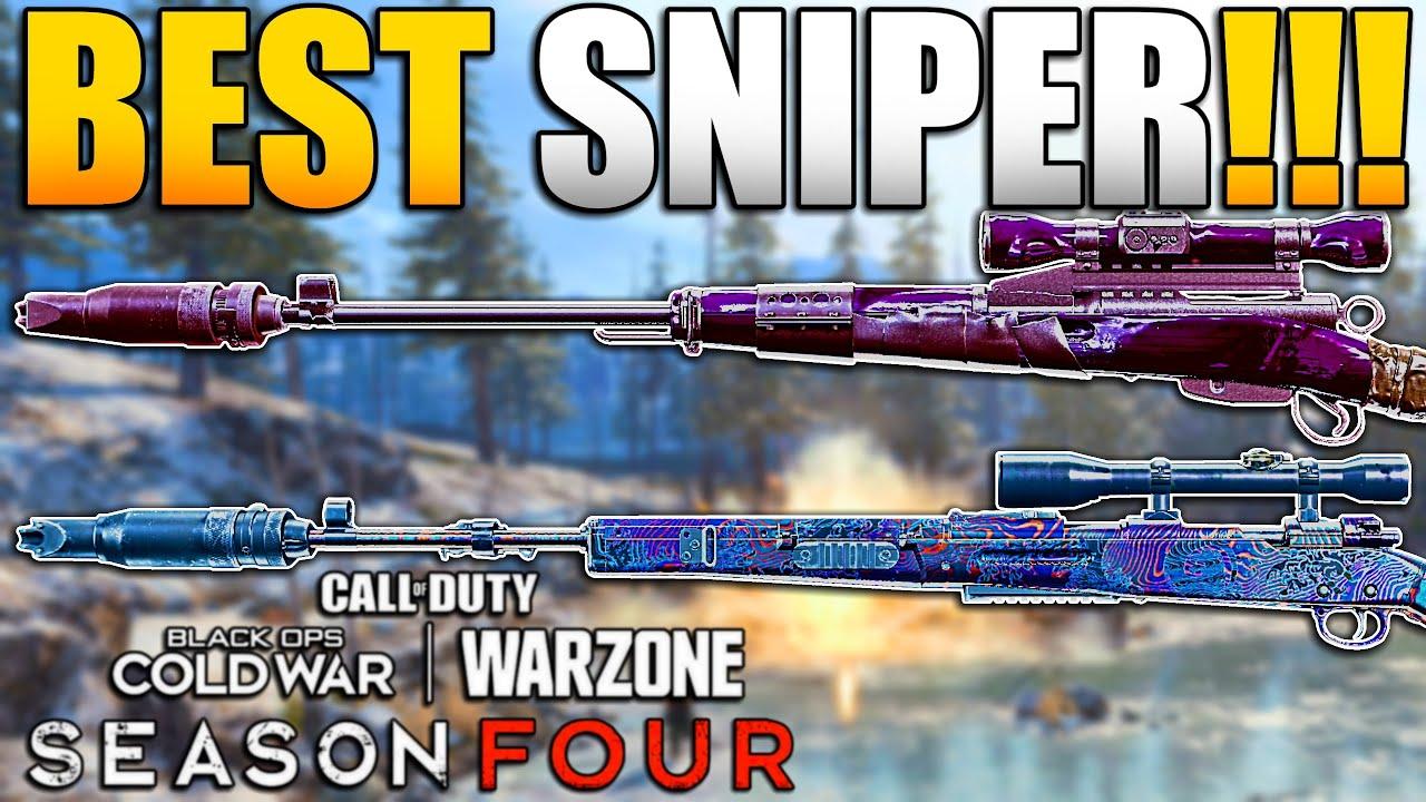 Kar98k vs Swiss Debate Might Finally be Over For Best Sniper in Warzone | Best Sniper Class Setups