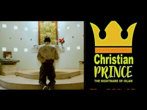 A Muslim accepts Christianity live on air ~ Christian Prince