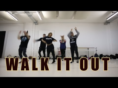 DJ UNK - Walk It Out | Choreo by Ysabelle Capitule