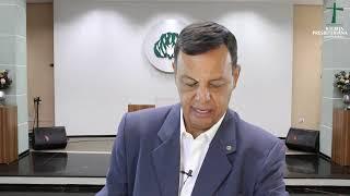 Culto de Celebração - 07/06/2020 - Saúde Emocional em Tempos de Quarentena - Pr. Honório Jr. (19H)