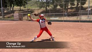 Molly Tenenbaum 2021 P/2B Skills Video