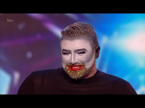 Danny Beard - Britain's Got Talent 2016 Audition week 7