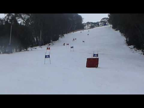 Zoe's Thredbo Alpine Race