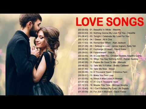 Memories Beautiful Love Songs Collection 2018 - Greatest English Love Songs Playlist
