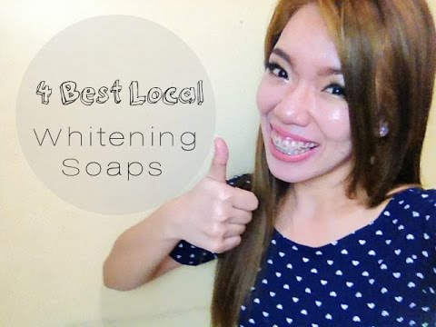 4 Best Local Whitening Soaps | TAGALOG