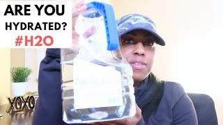 HOW MUCH WATER SHOULD I DRINK A DAY {QUCIK FIT TIP} 🏋🏽