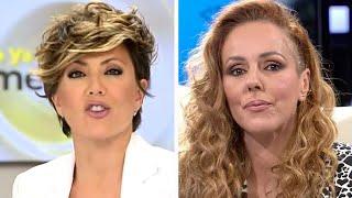 El tremendo zasca de Sonsoles Ónega a Rocío Carrasco y Carlota Corredera contra Antonio David Flores