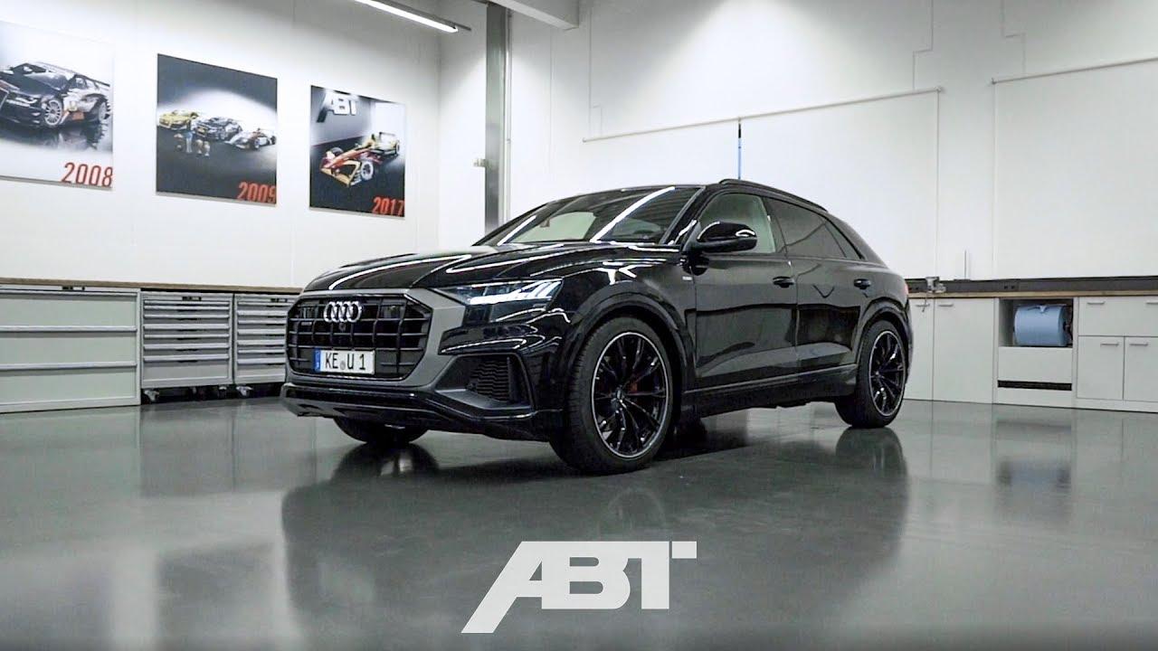 Audi Q8 ABT Cinematics  ABT Sportsline  YouTube