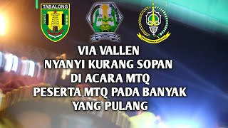 Video VIRAL!! Video Via Vallen JOGET Bareng Diacara MTQ,Para Peserta MTQ Banyak Yang pulang. download MP3, 3GP, MP4, WEBM, AVI, FLV November 2018
