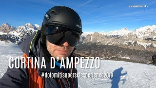 Narty w Cortinie d'Ampezzo (Vlog #008)