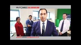 Automec Vehicle Accident Management TVC Advert
