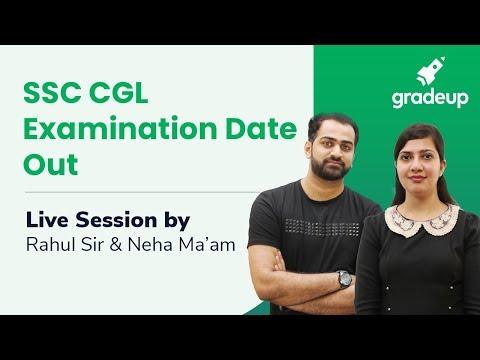 SSC CGL Exam Date 2018 Out, SSC CGL/CHSL 2019 Notification & Exam Dates