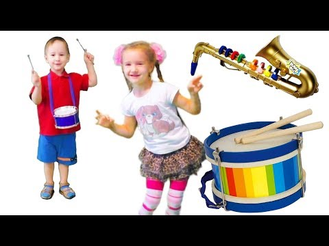 Musical Instruments for Kids – The Little Orchestra | MusicMakers Compilation | From Baby Teacher
