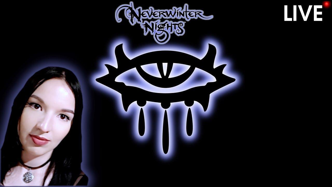 ❄️ NEVERWINTER NIGHTS: ENHANCED EDITION ❄️KONIEC AKTU II I POCZĄTEK III