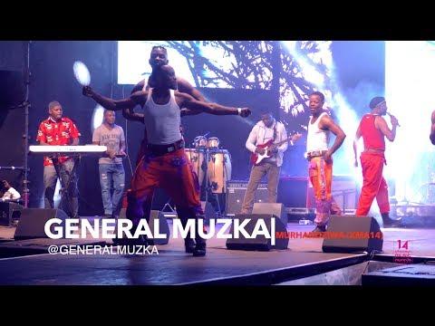 GENERAL MUZKA- MURHANDZIWA (XMA14) LIVE