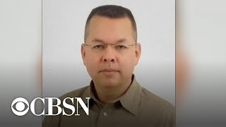 American pastor Andrew Brunson released from Turkish prison