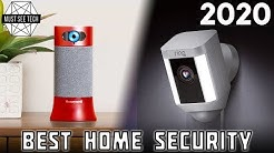 8 Best Home Security Systems You Can Install and Self-Monitor in 2020