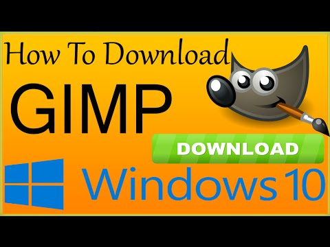 How To Download Gimp on Windows 10 Safely And Fast
