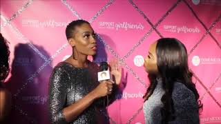 Tamika Mallory at PowHer Awards Dinner