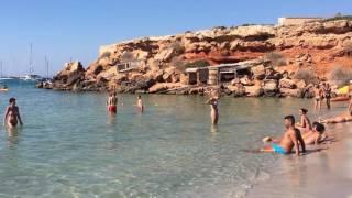 Cala Saona, Formentera, Spain