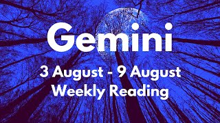 GEMINI A REASON TO CELEBRATE! August 3 - 9 YouTube Videos