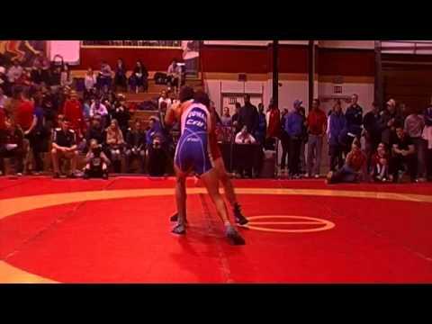 2014 Guelph Open: 57 kg Dylan Bray vs. Brian Cowan