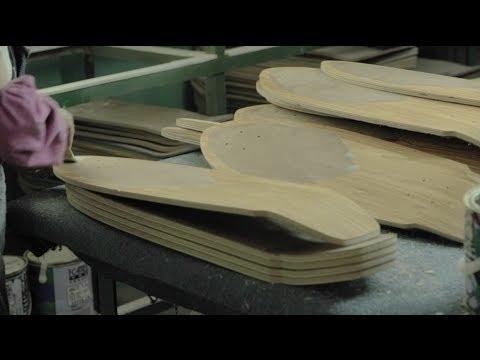 How Skateboards Are Made : how skateboards are made inside the dsm premium woodshop with globe youtube ~ Russianpoet.info Haus und Dekorationen