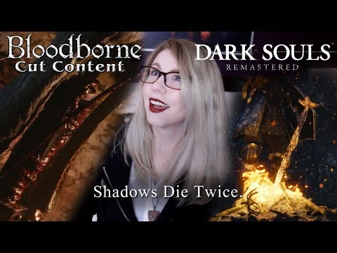 From Software News!  Shadows Die Twice, Bloodborne Cut Content, Dark Souls Remastered