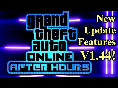 Rockstar's New GTA Online v1.44 Patch Notes! New Features, Fixes & More! - GTA News & Updates