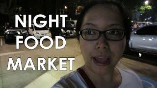 Night Food Market! (may 03, 2015) - Saytiocoartillero