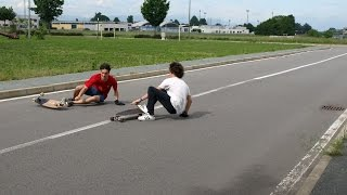 Longboarding: not an ordinary day