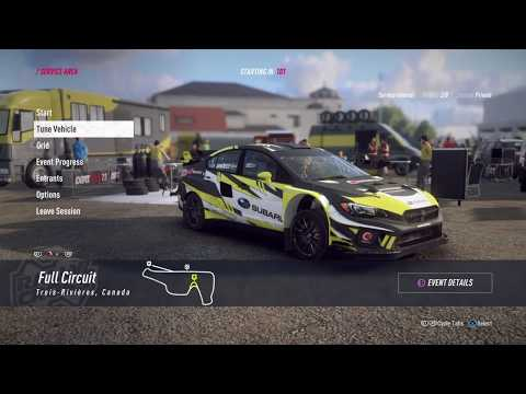 Dirt Rally 2.0 Online Rallycross Championship Round #1: No Holds Barred!