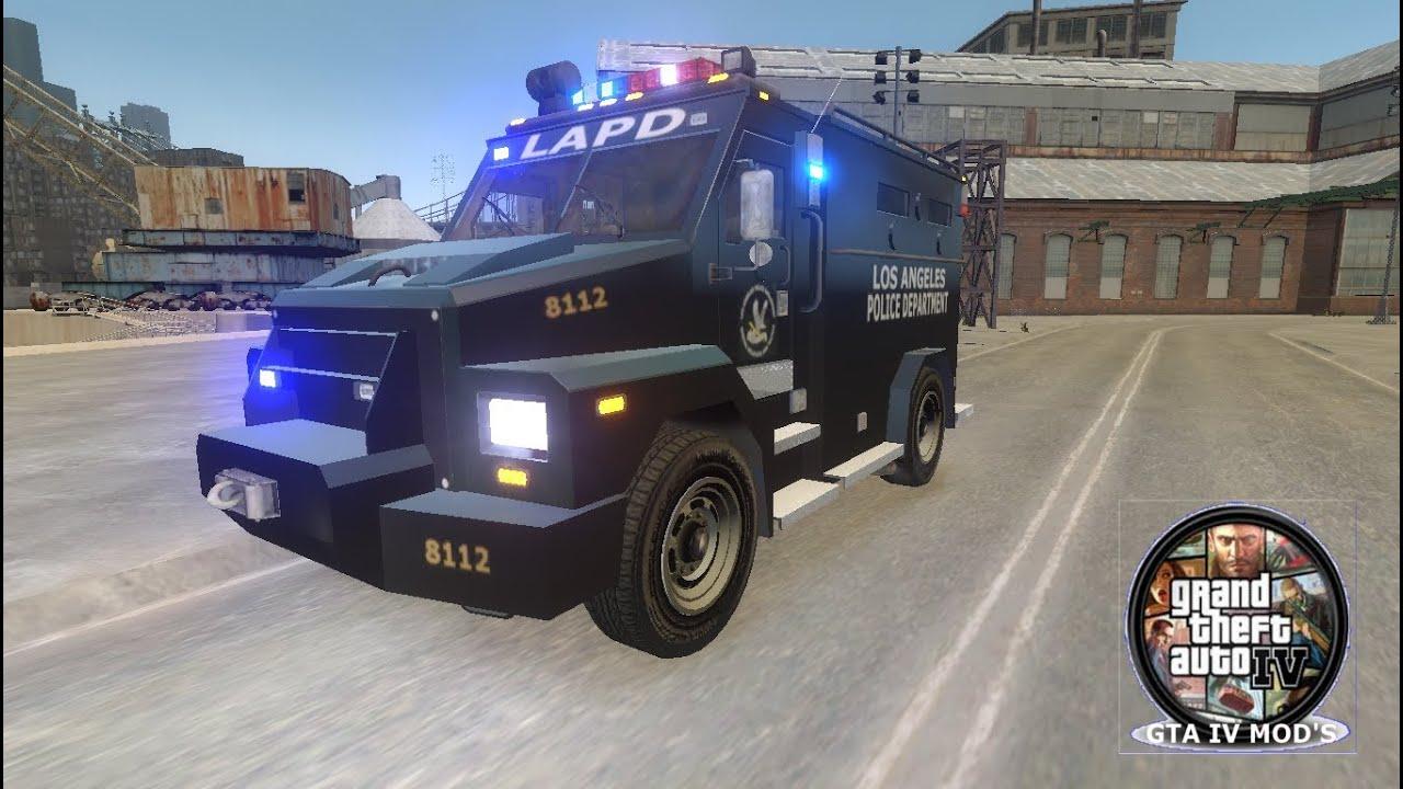 Pics For > Lapd Swat Car