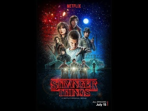 Kids-Stranger Things 30 Minutes