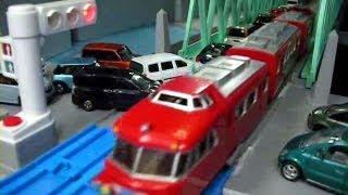 プラレール電車20 【犬山橋と名鉄パノラマカー】 Plarail Trains 20 thumbnail