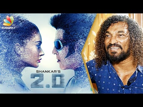 2500 men worked in the sets of 2.0 everyday : Stunt Silva Interview   Maari 2, Saamy 2