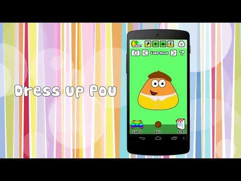 play Pou on pc & mac