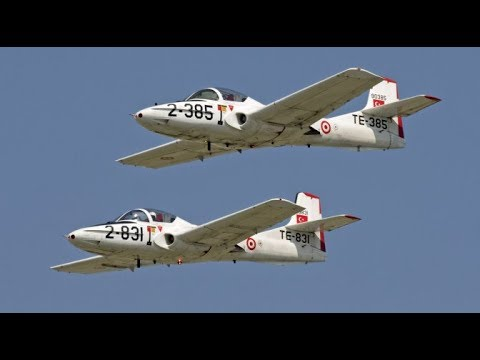 A documentary on Turkish T-37 by Pakistan Air Force