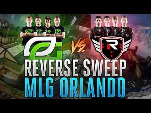 OpTic vs Rise Nation - MLG Orlando Winner's Semifinals