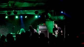 Sleepmakeswaves - Tundra (18.10.2017 - klub Hydrozagadka, Warszawa)